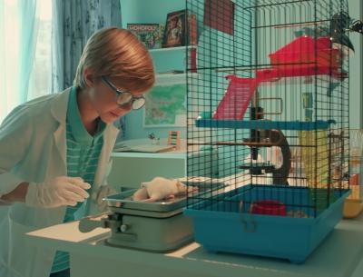 Моменти от филма
