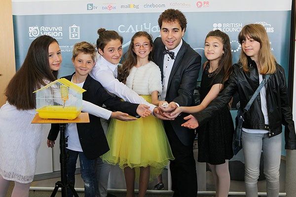 Official premiere at Sofia Science Festival